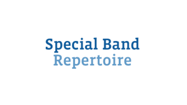 Special Band Repertoire